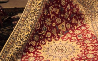 Color Correction for Hand Woven and Woolen Carpets