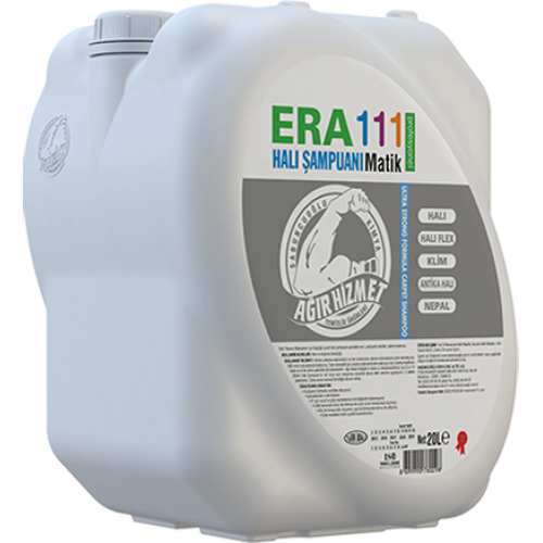 Era 111 Hot Water Extraction Detergent 20 Kg
